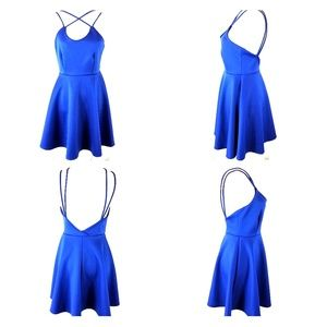 Finn & Clover Strappy Short Dress Size Medium